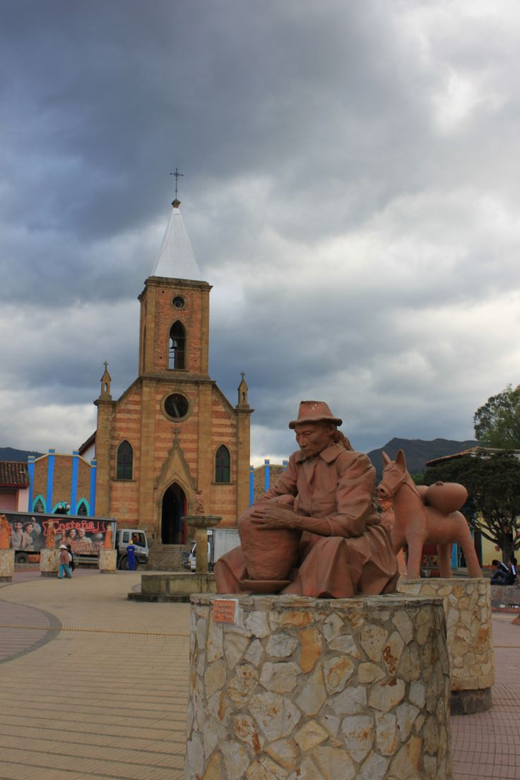 Colombia - Raquira Boyaca.