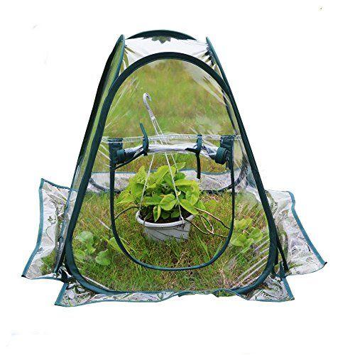 Mini Pop Up Flowerhouse Greenhouse Small Indoor Outdoor G 640 x 480