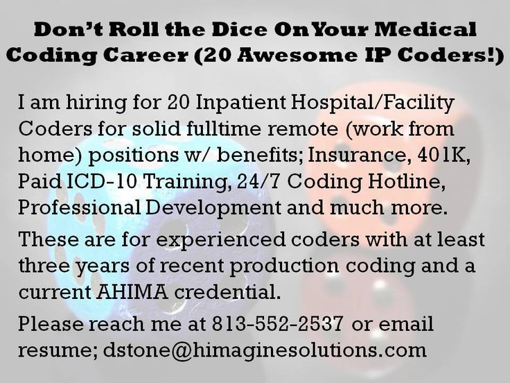 85 best Medical Coders Ignite images on Pinterest Coding - trauma registrar sample resume