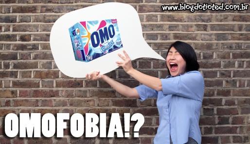 Omofobia!?
