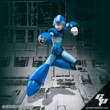 D-Arts Megaman X (Rock Man X)