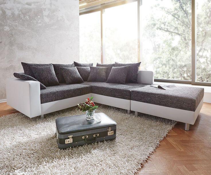 Designer couch rund  Die besten 20+ Ledersofa schwarz Ideen auf Pinterest | Ledercouch ...