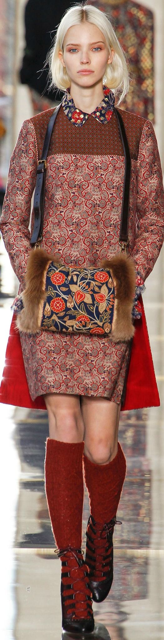 Tory Burch, RTW, Fall 2014, NYFW, New York City,