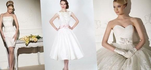 Свадебные платья в стиле ретро фото - http://1svadebnoeplate.ru/svadebnye-platja-v-stile-retro-foto-3190/ #свадьба #платье #свадебноеплатье #торжество #невеста