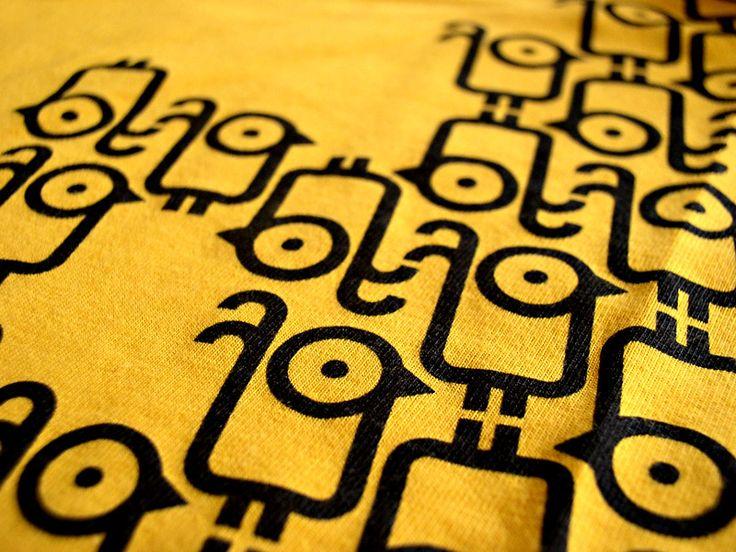 Bird t-shirt print - Karoly Kiralyfalvi