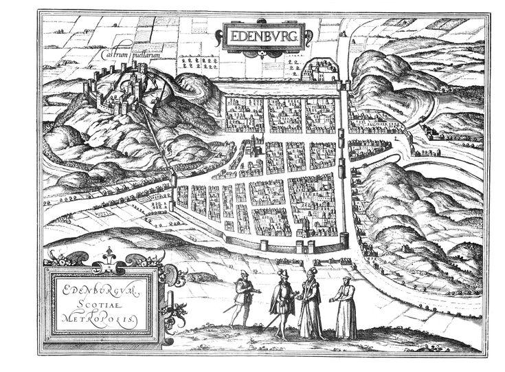 Edinburgh 1575