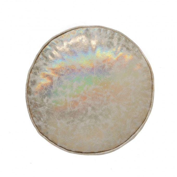SS16 Sparkle Pearl Filled Pea Cushion - Cushions - Home & Bath