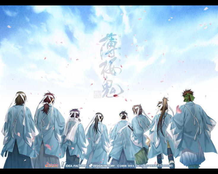 Shinsengumi | Hakuouki Shinsengumi Kitan #otomegame #game
