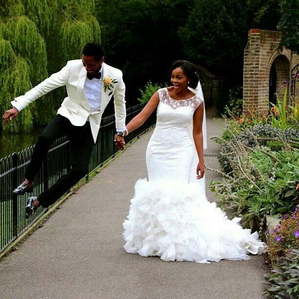 Iya Wedding Gown: AFRICAN STYLE On Pinterest