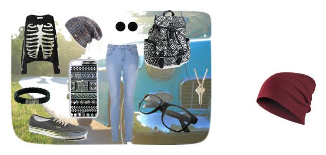 Sin título #12 by dancbc on Polyvore featuring moda, Ally Fashion, Vans, Aéropostale, John Hardy, The Giving Keys, AeraVida, Spacecraft and CellPowerCases