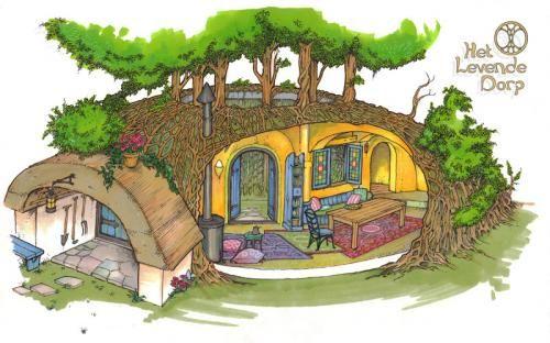 het levende dorp afbeelding 2