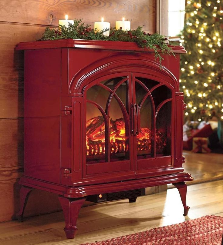 Cozy up with a beautiful stove