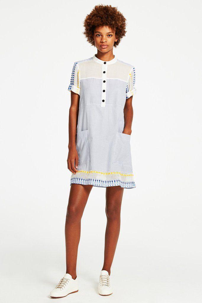 Mwali Shirt Dress