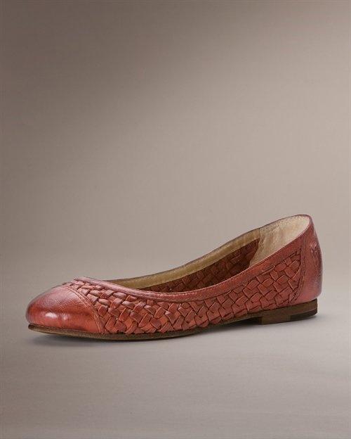 Carson Woven Ballet- Frye Company: Ballet Flat, Frye Company, Woven Ballet, Shoe Talk, Dream Closet, Woman Shoes, Frye Carson, Carson Woven