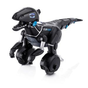 Check out our comparison between the WowWee Chip Dog and the Miposaur.