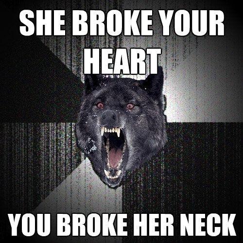 Insanity Wolf Meme                                                       …
