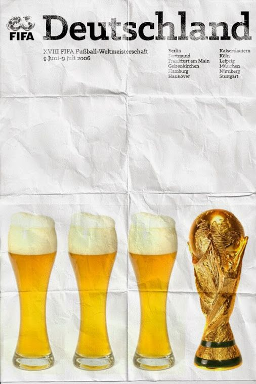 Alternative World cup Poster by  Design Taxi