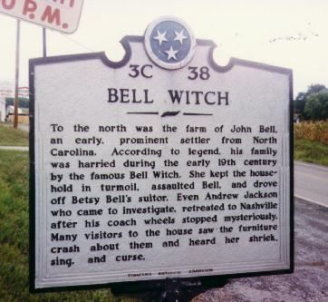 Halloween Feature: World's Most Haunted Places, Bell Farm Adams, Tennessee, US