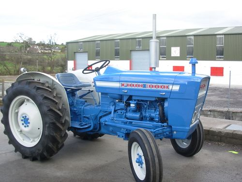 1972 Ford 3000 Tractor Parts : Ford diesel tractor bing images
