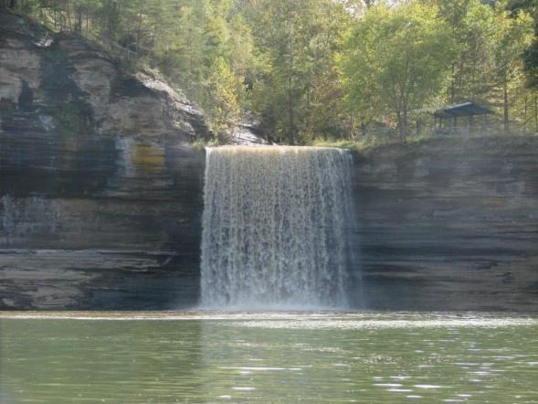 76 Falls Lake Cumberland 4/05/2013 - YouTube