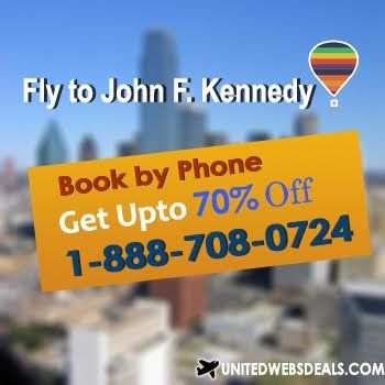 Get Upto 70% Off on Cheap flights to John F. Kennedy  (JFK). Book Now-1-866-883-5430!!!
