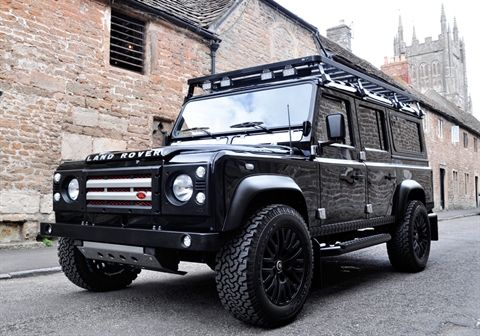 Land Rover defender d90 and d110 for sale in the usa and canada landrovers uk ltd