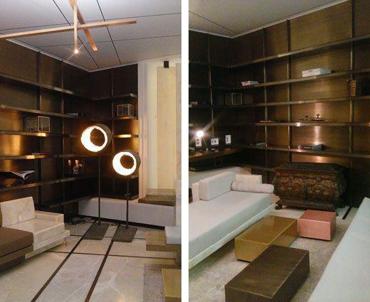 Isabelle Stanislas Expo AD intérieurs 2014 au musée des arts décoratifs de paris