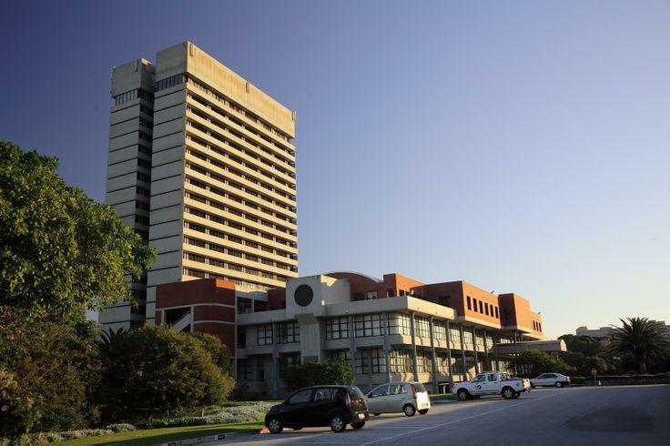 NMMU's South Campus in Summerstrand, Port Elizabeth.