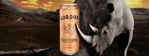 Gordon Finest Copper, Anthony Martin 5.9% 8/10
