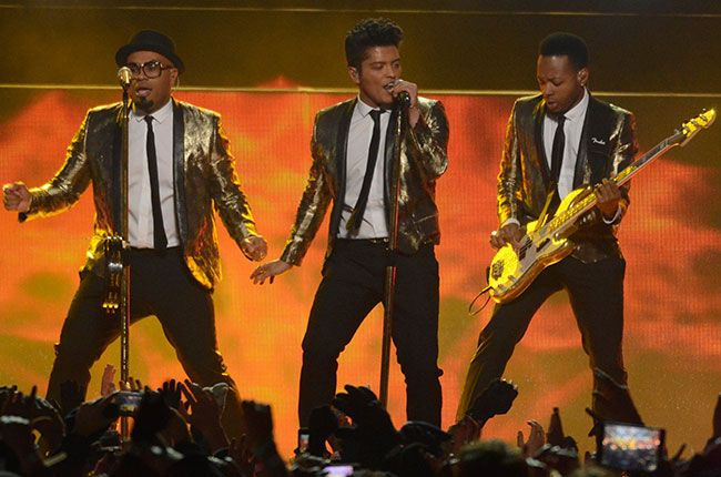 Billboard - Bruno Mars Asked to Perform, 'Curate' Super Bowl 50 Halftime Show