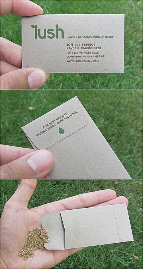 333 kreative und inspirierende Visitenkarten | print24 News & Blog