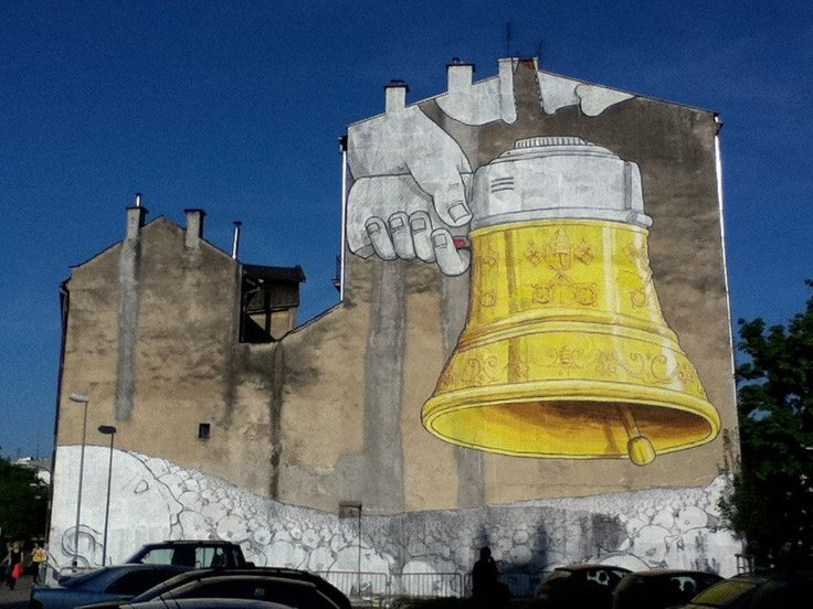 Street Art by BLU – A Collection