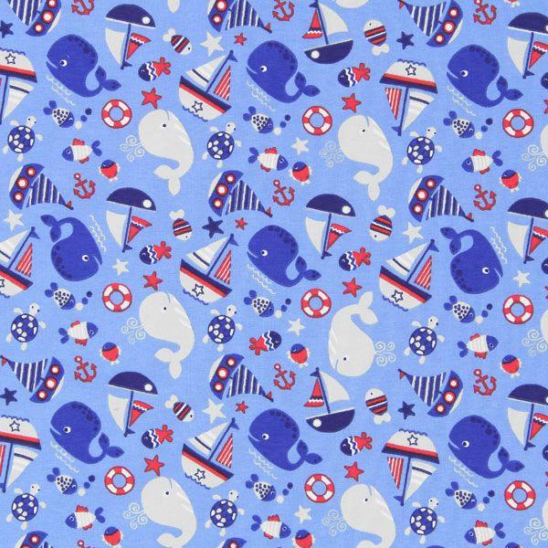 Jersey Nautilus - blau