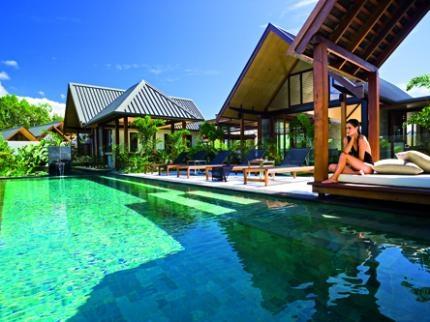 Niramaya Villas - Luxury Holiday Accommodation - quick post-wedding get-away!