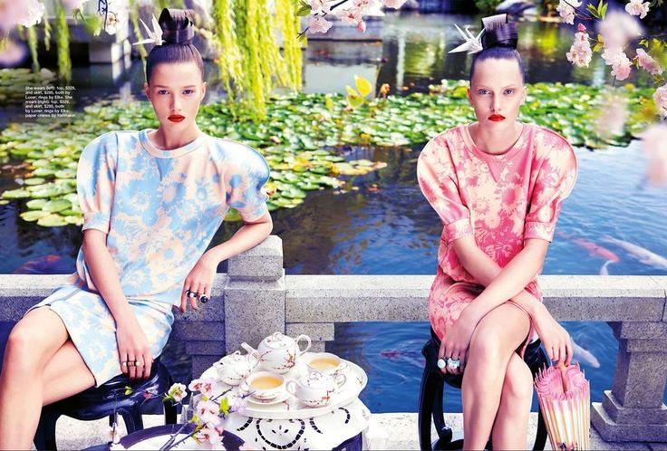 #Oriental | #Asia | #Beauty | #Colour | #Geisha | #Traditional | #Blossom | #Flowers | #Japanese