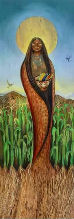 COSTUMES DE LAMMAS: Como parte desse processo de agradecimento, a primeira colheita de grãos maduros é colocada dentro da massa do pão que é partilhado com todos os membros da comunidade que festejam o Sabbat. As massas são moldadas na forma de Sol, simbolizando o Deus da colheita, ou simplesmente em formato redondo representando a Deusa e a Roda do Ano, ou em forma circular com um trigo no topo dele. Pães recém-assados são parte importante da celebração de Lammas.