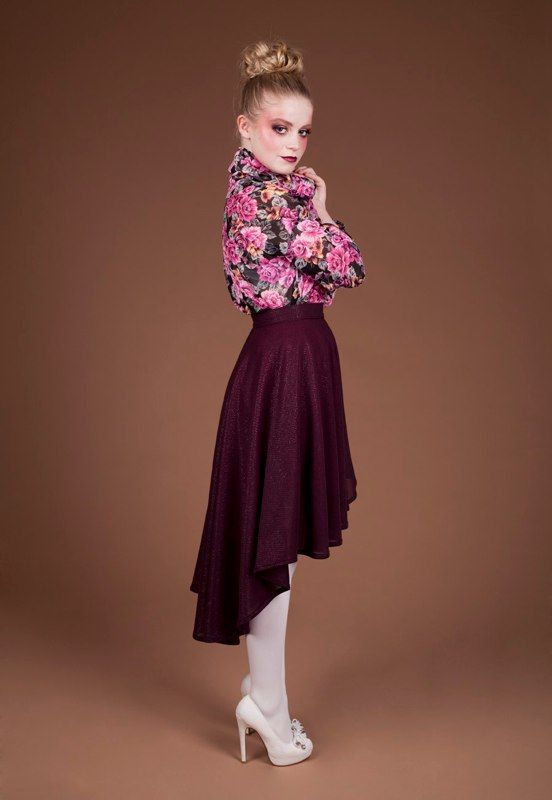 JennieLoofLookbook Sofi skirt from Lovely collection 2012