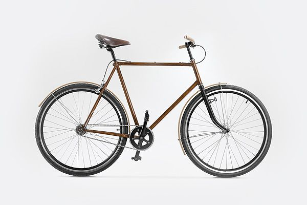 Bike Oldie 1000 handmade in Poland