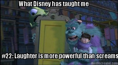 What Disney has taught me