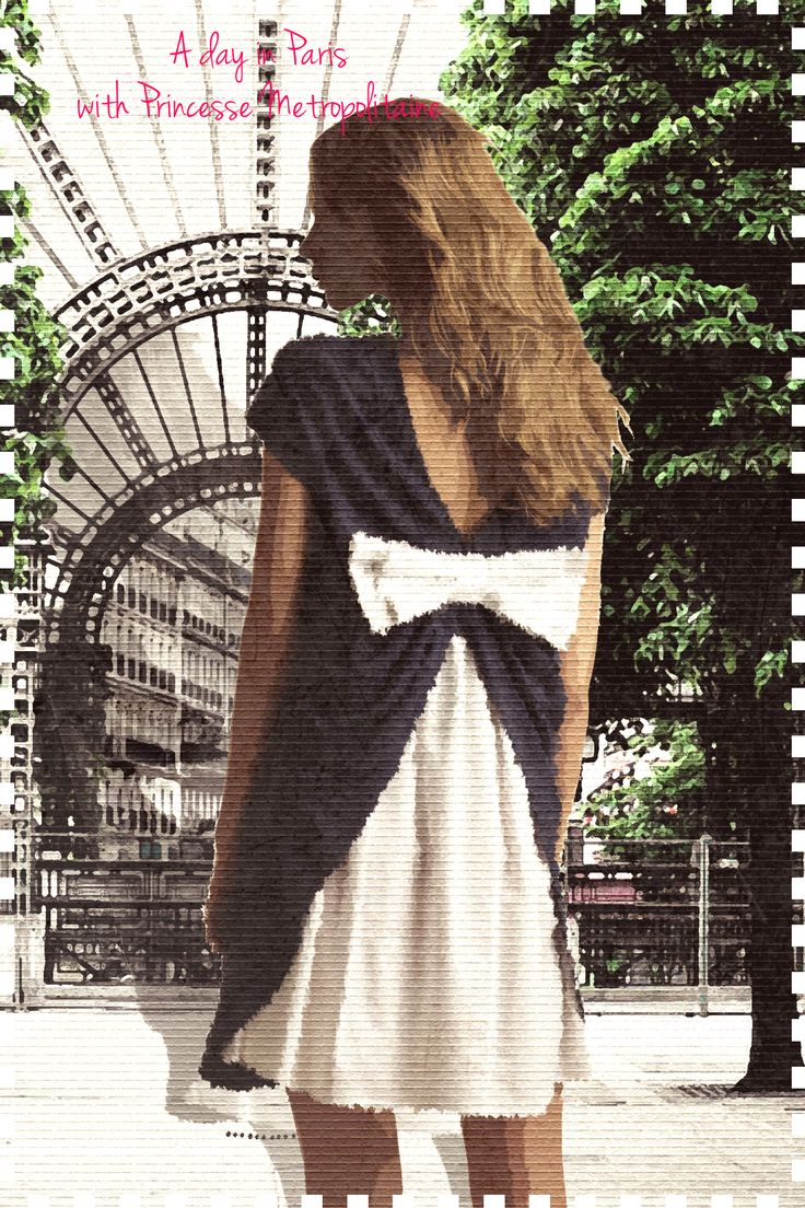 Un weekend fuori porta....La meta ideale potrebbe essere Parigi, con gli alberi in fiore, il profumo di primavera e quel non so ché...che la rende la città per antonomasia più romantica del Mondo....dove sorseggiare dell'ottimo vino e mangiare delle buonissime crepé tra le Quartier latin, les Marais e les Jardins de la Tuileries...un sogno per tutte le principesse che sognano il loro principe....cosa aspettate ad andare? #princessemetropolitaine #springsummer #collection #weekend #paris