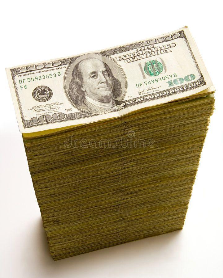 Stack Of 100 Dollar Bills Cash Stack 100 Dollar Bills U S Currency Vertical Affiliate Bills Cash Dollar Stack In 2020 100 Dollar Bill Money Cash Money