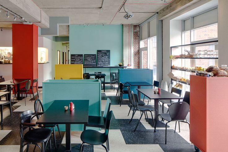 Чудесный магазин-кафе Unpackaged в Лондоне