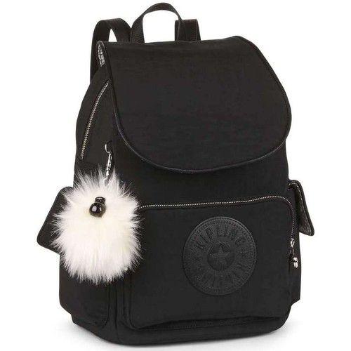 Rucksacks+Kipling+K14273+Backpack+black+93.38+£