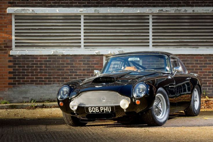 1960 Aston Martin DB4GT | Cars for sale | FISKENS