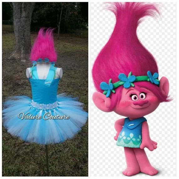 Check out this item in my Etsy shop https://www.etsy.com/listing/491736279/trolls-inspired-poppy-tutu-dress