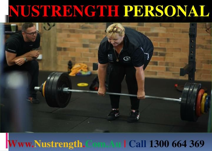 A trainer\'s job starts from doing our fitness assessment. The professional would thoroughly assess the condition and base their fitness exercises prescription on the assessment. If required, a trainer can also provide you with feedback or counselling that would be helpful for to attain a good health condition.  https://nustrength.com.au/