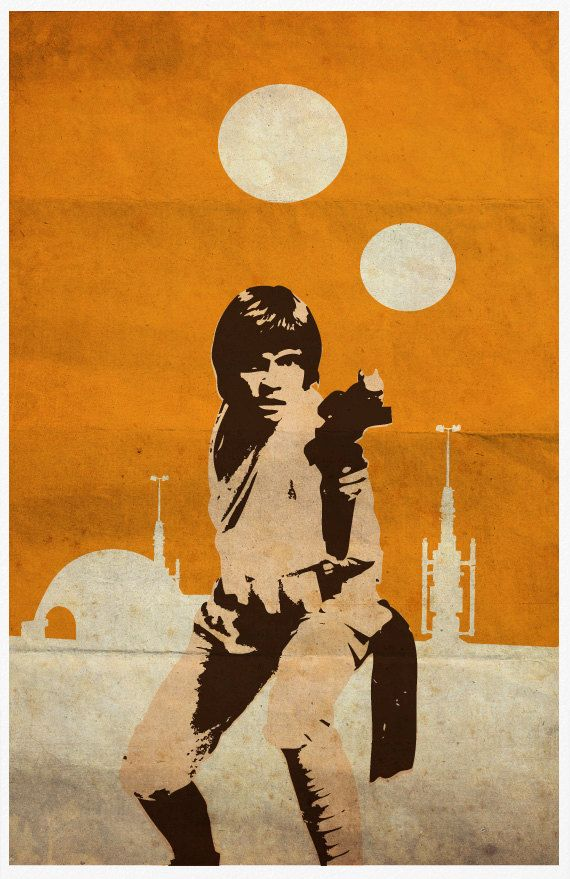 Why i think thats art? Its just star wars you might think. But no. Its getting pop-art by its way of being produced and handelt by the population. I hope its gramaticly correct and you can understand me.