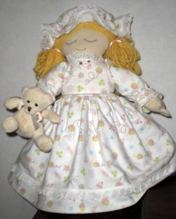 Knitting Pattern For Upside Down Doll : upside down doll pattern Crafts: Dolls, Dollhouses, Miniatures Pi?
