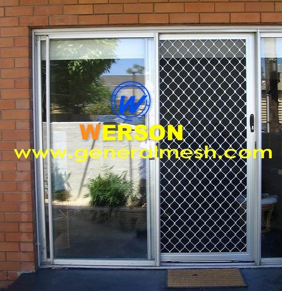 Security Wire Mesh Security Screen Wire Mesh 316 Marine Wire Mesh