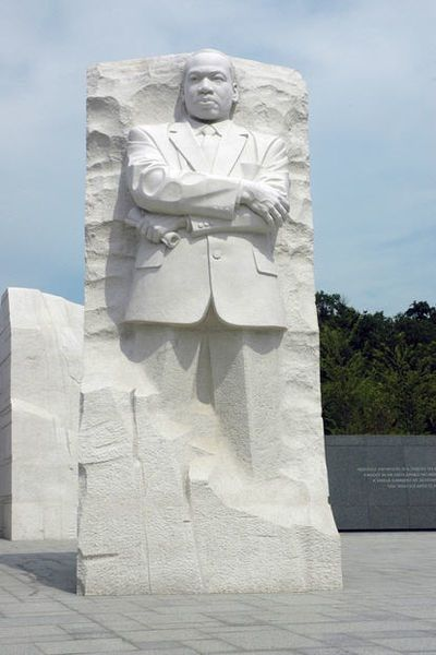Yikin, Martin Luther King Jr. Memorial (2011), Washington DC